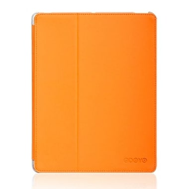 ODOYO Aircoat Folio Hard Case For iPad Air, Vibrant Orange