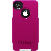 OtterBox™ Commuter Hybrid Case For iPhone 4 & 4S, Avon Pink/White