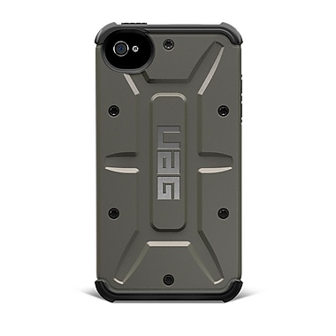 Urban Armor Gear Aviator Composite Hybrid Case For iPhone 4 & 4S, Moss/Black