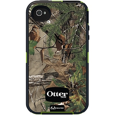 OtterBox™ Armor Realtree® Waterproof Case For iPhone 4 & 4S, Extra/Green