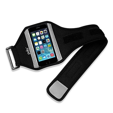 PDO Sporteer Velocity V1 Armband Size M/L For iPhone 5/5S, Black