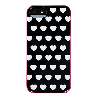 Agent18® Hearts Shock Case For iPhone 5/5S