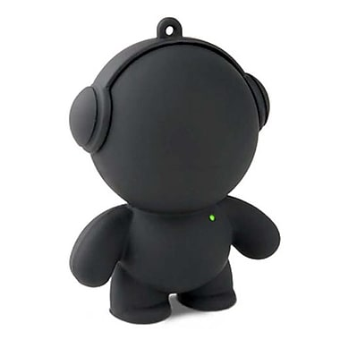 Mobi® Beatz Buddiez™ 2 W Softy Character Mini Speaker, Black