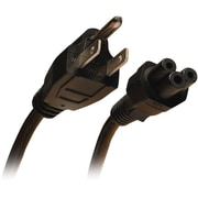 Tripp Lite 10' NEMA 5-15P/IEC320C5 Male/Male Standard Laptop/Notebook Power Cord (P013-010)