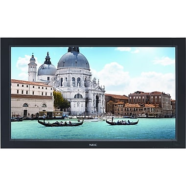 NEC 32in. LCD HDTV With HDMI Public Display Monitor, Black