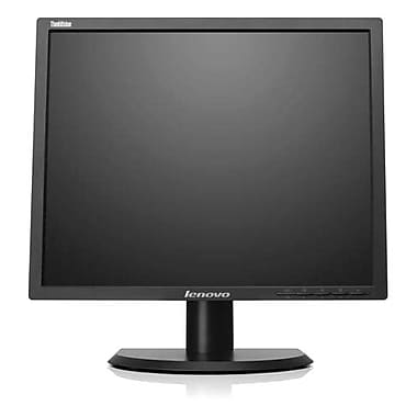 Lenovo® ThinkVision LT1913p 19in. Widescreen LED Backlit LCD Monitor, Black