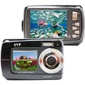 SVP® Aqua 5500 Underwater Digital Camera, Black