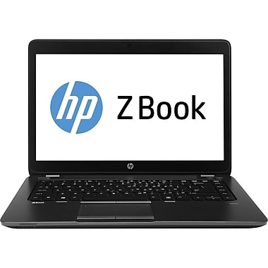 HP® Smart Buy ZBook 14in. Mobile Workstation, Intel® Dual-Core i7-4600U 2.1 GHz Windows 7