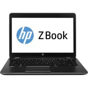 HP ZBook 14 Mobile Workstation - 14 - Core i7 4600U - Windows 7 Pro 64-bit / 8 Pro downgrade - 16 GB RAM - 240 GB SSD