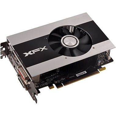 XFX® Radeon R7 260X 1GB Plug-in 6400 MHz Ghost Thermal Graphic Card