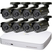 Q-See™ Lite Platinum 16 Channel Indoor/Outdoor Video Surveillance System With Day/Night