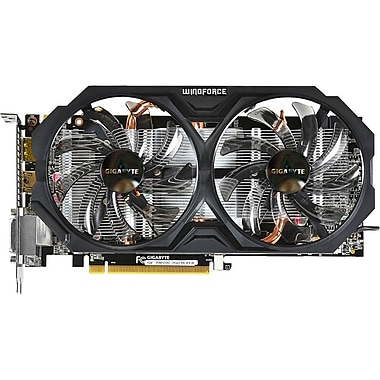 GIGABYTE™ HD Experience Radeon R9 270 2GB Plug-in 5600 MHz Graphic Card