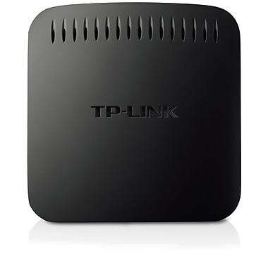 TP-LINK TL-WA890EA N600 Universal Dual Band Wi-Fi Entertainment Adapter/Client, Wireless Media Bridge, 4 LAN Ports, WPS Button