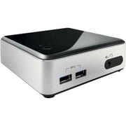 Intel® D34010WYK Ultra Compact Desktop Computer, Intel Dual-Core i3-4010U 1.7 GHz