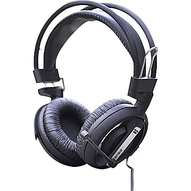E-Blue 701 Cobra Pro Entry Level Gaming Headset With Microphone, Black