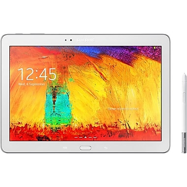 Samsung Galaxy Note® 10.1in. 32GB Android™ 4.3 Jelly Bean Tablet, White