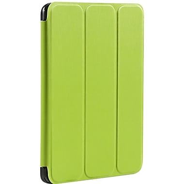 Verbatim® Folio Flex Case For iPad Mini and iPad Mini With Retina Display, Lime Green