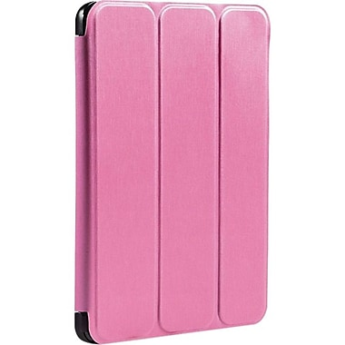 Verbatim® Folio Flex Case For iPad Mini and iPad Mini With Retina Display, Pink