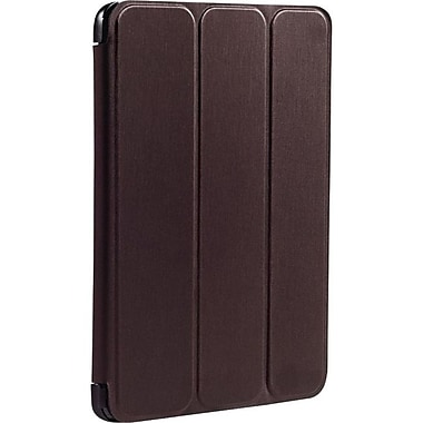 Verbatim® Folio Flex Case For iPad Mini and iPad Mini With Retina Display, Mocha