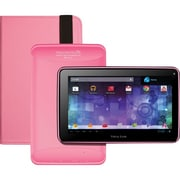 "Visual Land Prestige Pro 7D, 7"" Tablet, 8 GB, Android Jelly Bean, Wi-Fi, Pink"