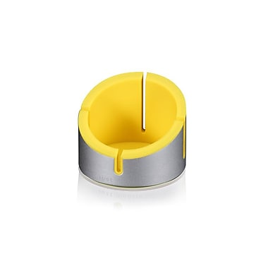 Just Mobile AluCup™ Desktop Stand For iPhone And iPad Mini, Yellow