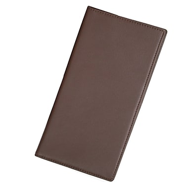 Royce Leather Airline Ticket and Passport Holder Coco
