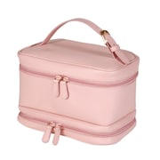 Royce Leather Ladies Cosmetic Carnation Pink