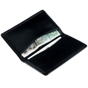 Royce Leather International Card Holder Black