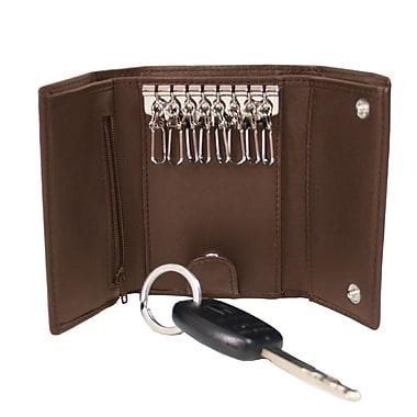 Royce Leather Key Case Wallet Coco