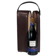 Royce Leather Wine Presentation Case Burgundy