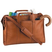Royce Leather Briefcases Tan