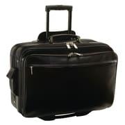 Royce Leather Briefcase Black