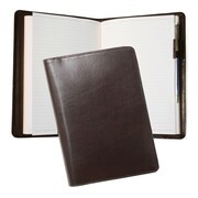 Royce Leather Aristo Journal Chestnut Brown