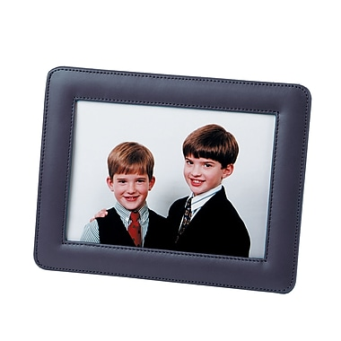 Royce Leather Single Picture Frame, 5