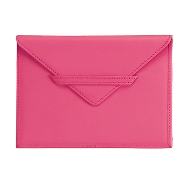Royce Leather Envelope Photo Holder, Wildberry