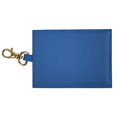 Royce Leather The Big Tag Royce Blue