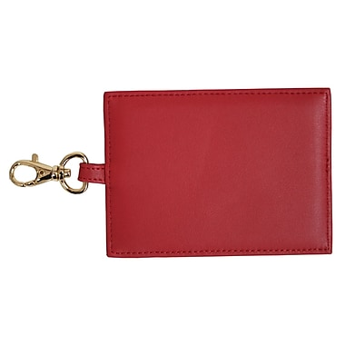Royce Leather The Big Tag Red