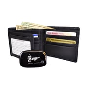 Royce Leather Wallet for Men Black