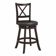 CorLiving Wooden Barstool 38""