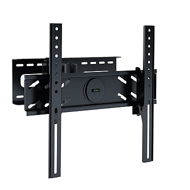 CorLiving Metal 26in. x 47in. TV Wall Mount Black