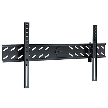 CorLiving Metal 17.5in.H x 1in.W x 34in.D  Wall Mount Tilting