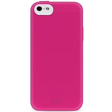 iLuv Gelato iPhone 5C Case, Fuschia