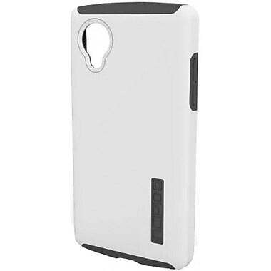 Incipio DualPro Nexus 5 Case, White/Grey