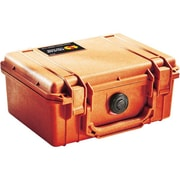 Pelican™ Small Shipping Case With Foam, Orange