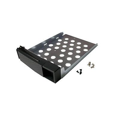 Qnap® No-Lock Version Internal Hard Disk Drive Tray For 3 1/2in. NAS Series, Black
