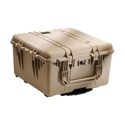 Pelican™ Transport Case With Foam, Desert Tan
