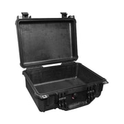 "Pelican™ 16"" x 13"" x 6.9"" Carrying Case For Multipurpose, Black"