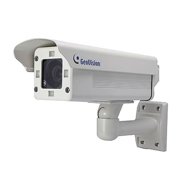 GeoVision GV-BX3400-E 3MP H.264 WDR Pro Arctic Box IP Camera With IR