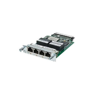 Cisco™ HWIC-4T1/E1= Clear Channel High Speed WAN Interface Card