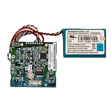 Adaptec® 800T RAID Controller Battery